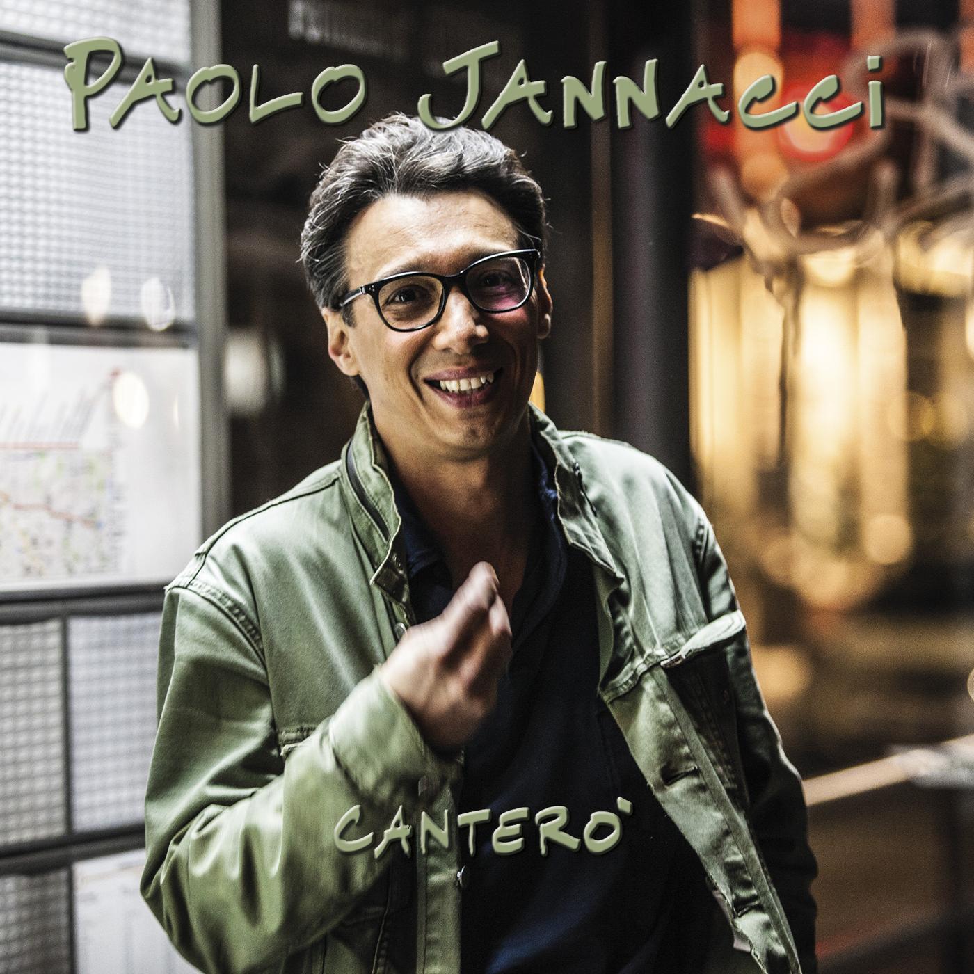 """A Paolo Jannacci la targa Tenco per """"Canterò"""""""