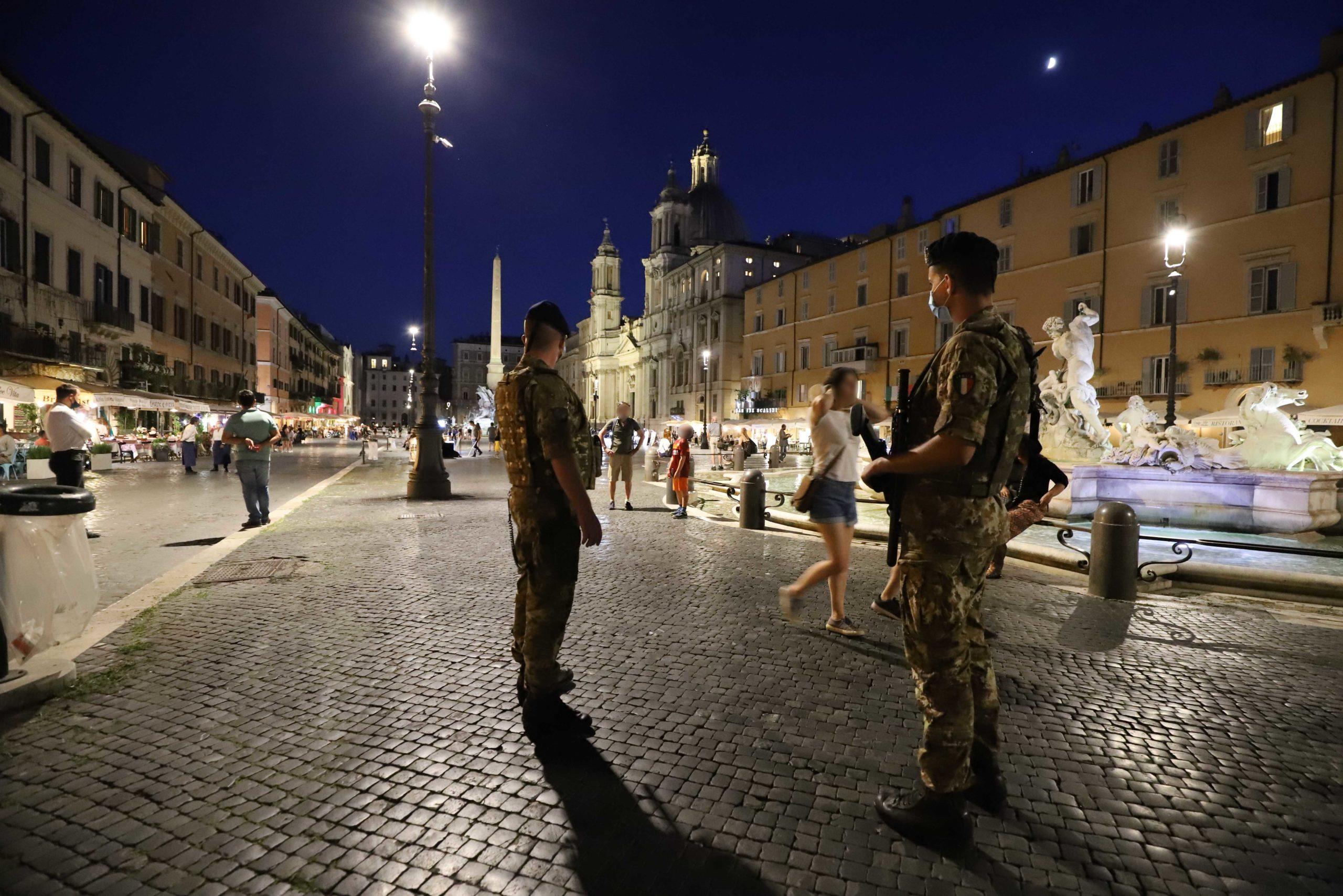 Ferragosto sicuro con l'Esercito Italiano