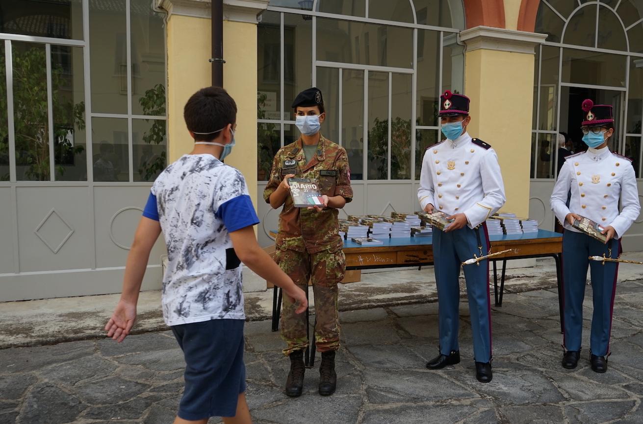 Esercito: Un diario speciale ai ragazzi di Codogno