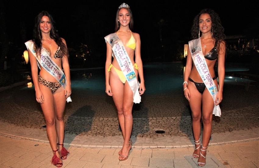 Miss Colà Terme porta tre veneziane in finale
