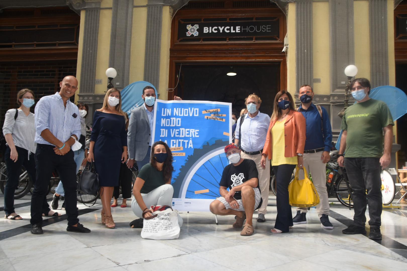 Ritorna il Napoli Bike Festival
