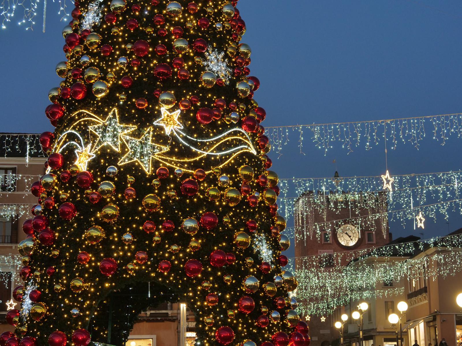 Un Natale di luce chiuderà il 2020 di Venezia
