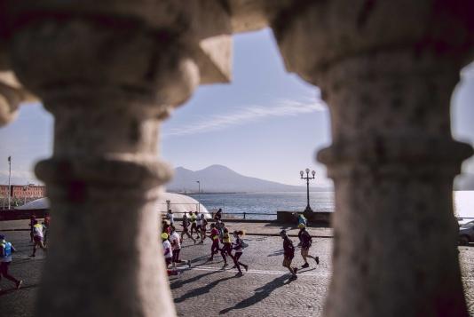 Napoli Digital Running Festival, si corre fino al 7 marzo