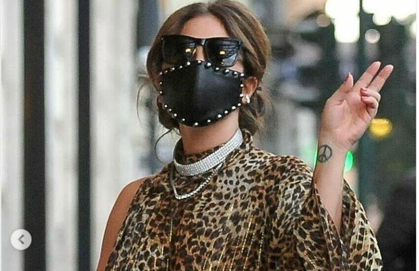 Lady Gaga paparazzata a Roma, protagonista del film di Ridley Scott