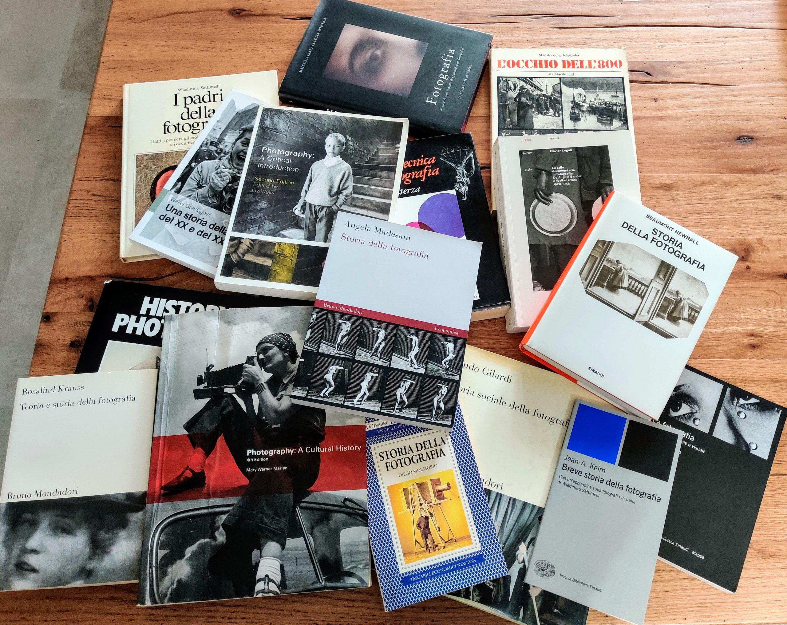 La storia della fotografia in sei incontri on line